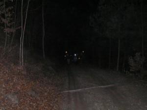 Krížová cesta - Silvester 2013