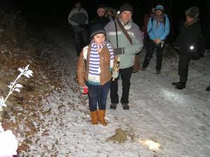 Krížová cesta - Silvester 2014