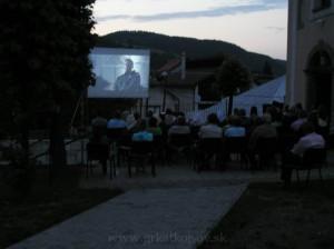 Chrámový sviatok - Film - Karta milosti (piatok)