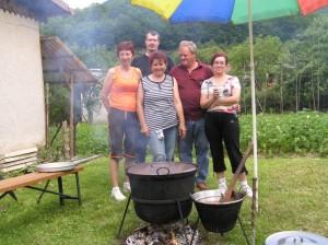 Chrámový sviatok - Modlitba za Slovensko - Humanita pre život a zbor sv. Jakuba (štvrtok)